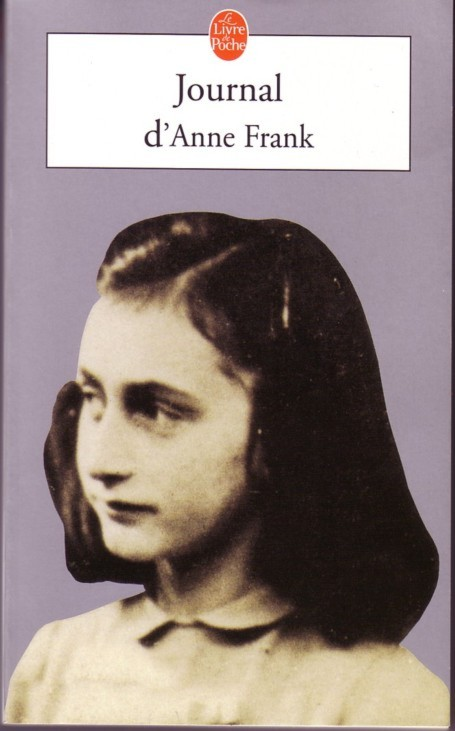 Journal d'Anne Frank Annefrank